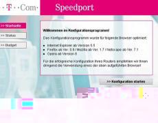 Speedport.ip: So erlangen Sie Zugriff
