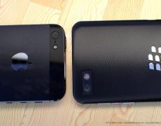 iPhone 5 im Vergleich mit