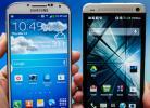 Samsung Galaxy S4 vs. HTC