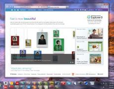 Internet Explorer 9 jetzt zum