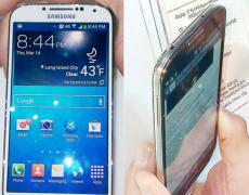 Samsung Galaxy S4 vs. Samsung