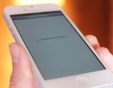 iPhone 5 Update: Apple iOS