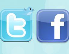 Datenspionage: Twitter und Facebook schränken