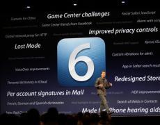 iOS 6 auch auf neuem