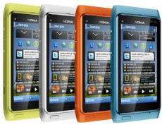 Neues Nokia N8 Touchhandy mit