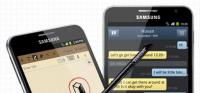 Samsung Galaxy Note N7000: Das